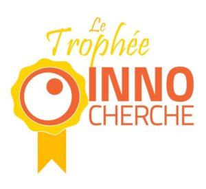 Trophée formation perpétuelle par InnoCherche - Logo du Ministère de l'Economie des Finances et de la Relance - Logiciel gestion formation