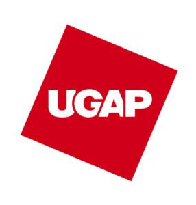 Logo UGAP : Union des Groupements d'Achats Publics - Logo du Ministère de l'Economie des Finances et de la Relance - Logiciel gestion formation