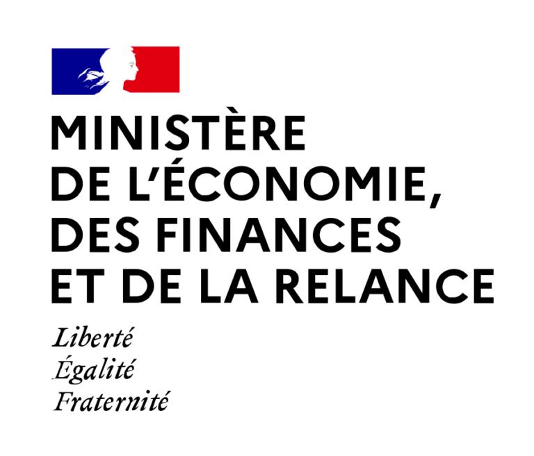 Logo du Ministère de l'Economie des Finances et de la Relance - Logiciel gestion formation